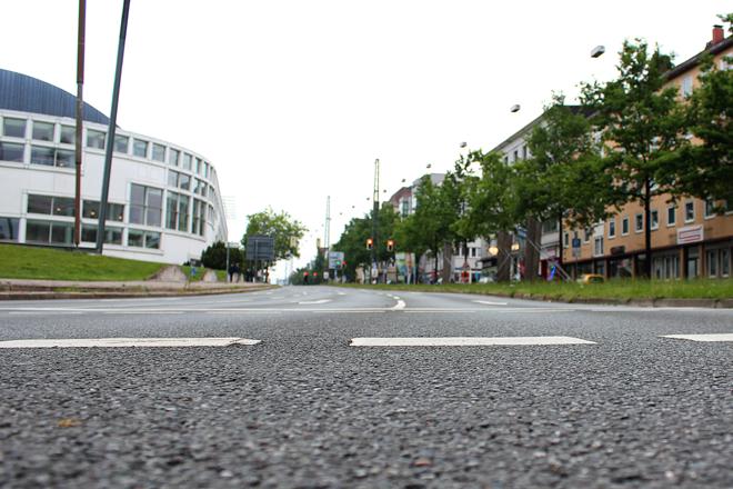 Kommt der Testversuch für Tempo 30 auf der August-Bebel-Straße?