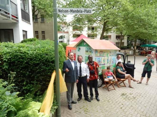 Unser Bezirkspolizist Klaus Kühmel verabschiedet sich in den Ruhestand