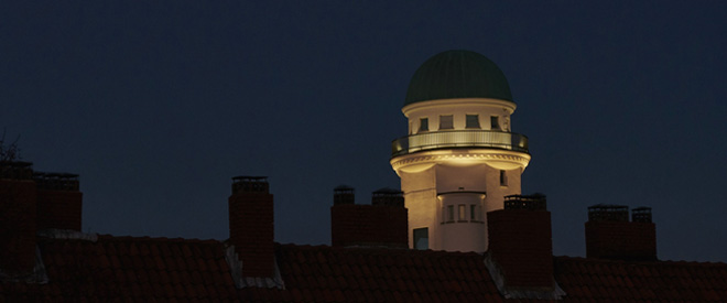 Der Ostmannturm in neuem Licht