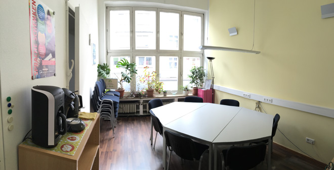 Das Quartiersbüro ist umgezogen