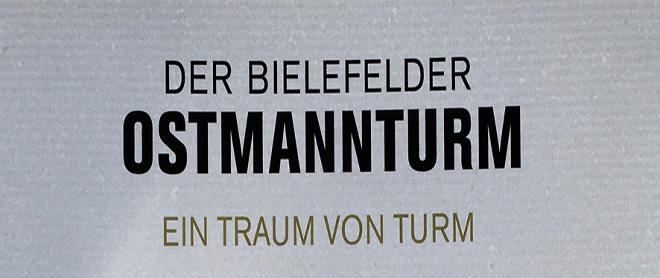 Das Buch zum Ostmannturm