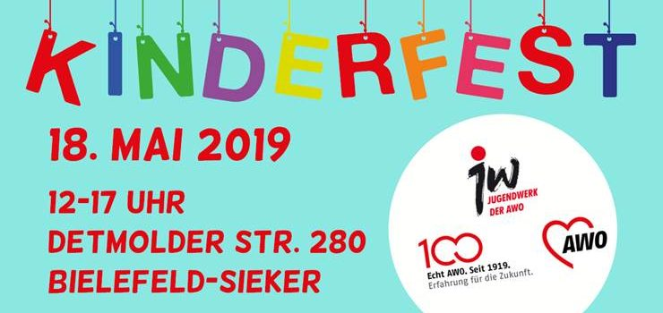 Kinderfest 100 Jahre AWO