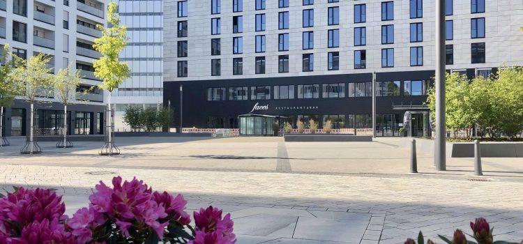 Neumarkt und Ostmannturm nach Umbau eröffnet